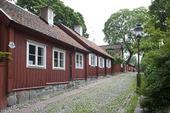 Söderkåkar på Lotsgatan i Stockholm