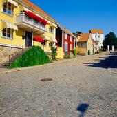 Gata i Ronneby, Blekinge