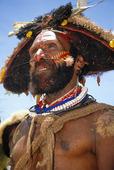 Krigare i Papua-Nya Guinea