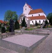 Medeltidskyrkan i Dalby, Skåne