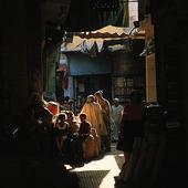 Basar i Kairo, Egypten
