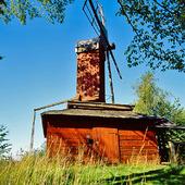 Fornbyn vid Skara, Västergötland