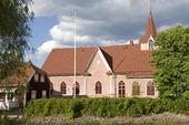 St Johannes kyrkan i Falun, Dalarna