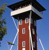 Utsiktstorn på Kinnekulle, Västergötl