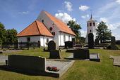 Älvsåkers kyrka, Halland