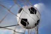 Fotboll i nätet