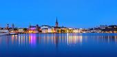 Visa i Stockholm city