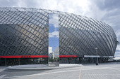 Tele2 Arena vid Globen, Johanneshov