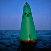 Grönt sjömärke