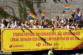 Pridefestivalen 2015 i Stockholm