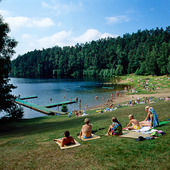 Delsjöns badplats, Göteborg