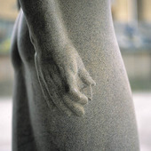 Staty vid Stadsteatern, Göteborg
