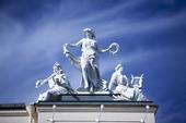 Staty på Sundsvalls stadshus, Medelpad