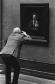 Fotograf på museum
