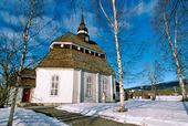 Vemdalens kyrka, Jämtland