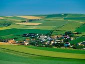 Landskap i Normadie, Frankrike
