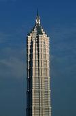 Skyskrapa i Shanghai, Kina