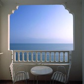 Balcony on the Mediterranean, Tunisia