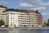 Bergsundsstrand i Stockholm
