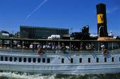 Skärgårdsbåt, Stockholm