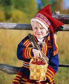Samisk pojke, Finland