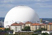 Globen arena i Stockholm