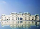 Belvedere slott i Wien, Österrike