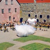 Carlstens Fästning på Marstrand, Bohuslän