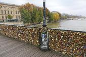 Pont des Arts, bro i Paris, Frankrike