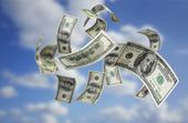 Dollar som flyger