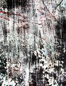Rostig grunge bakgrund