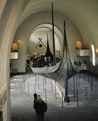 Gokstadsskeppet i Oslo, Norge