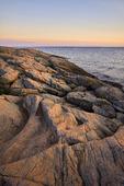 Klippor vid havet