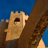 Castle of Velez-Blanco, Spanien