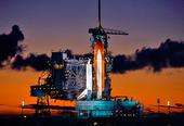 Rymdfärjan Atlantis, KSC-NASA, USA