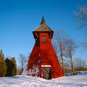 Klockstapeln vid Horla kyrka, Västergötland