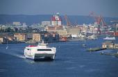 Stena HSS i Göteborgs hamn