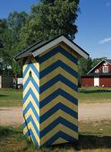 Vaktkur i Backamo, Bohuslän