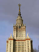 University of Moscow, Ryssland