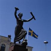 Fredsmonument i Karlstad,  Värmland