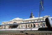 Kristianstad station, Skåne