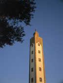 Minaret i Marocko
