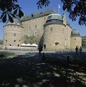 Örebro Slott, Närke