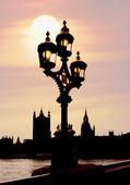 Gatlykta i London, Storbritannien