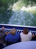 Passagerare på fartyg