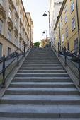 Pustegränd i Stockholm