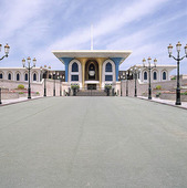 Sultanens palats i Muscat, Oman