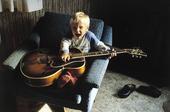 Pojke med gitarr