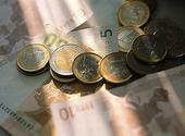 Euromynt och sedlar