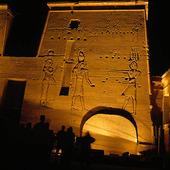 Philaetemplet, Egypten